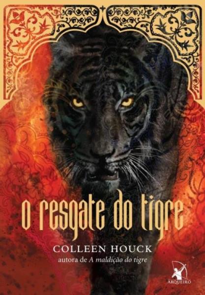 Capa de O resgate do tigre - Colleen Houck