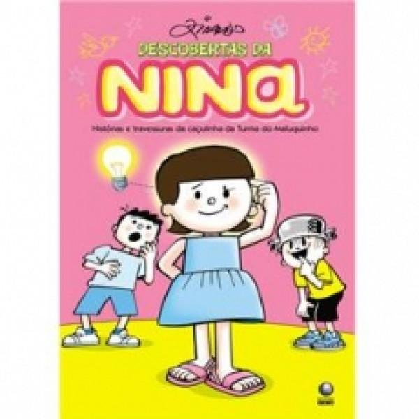 Capa de Descobertas de Nina - Ziraldo