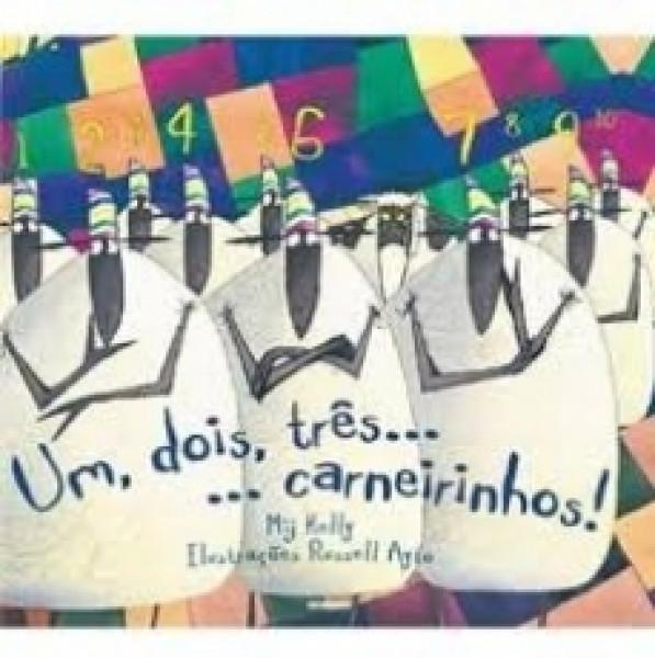 Capa de Um, dois, três ... Carneirinhos! - MIJ KELLY