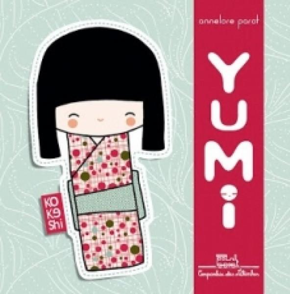 Capa de Yumi - Anelore Parot