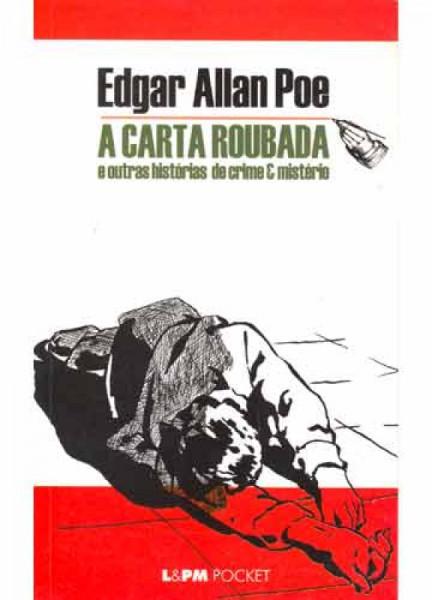 Capa de A carta roubada - Edgar Allan Poe