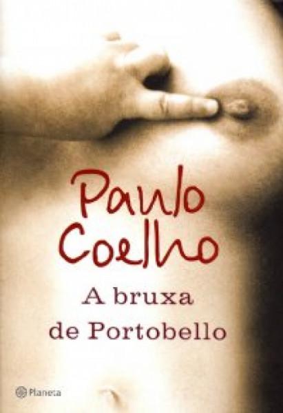 Capa de A bruxa de Portobello - Paulo Coelho