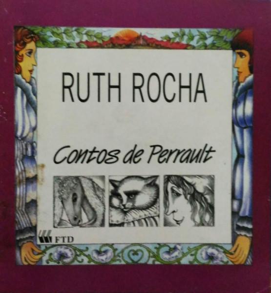 Capa de Contos de Perrault - Ruth Rocha
