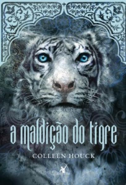 Capa de A maldição do tigre - Colleen Houck