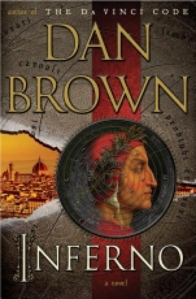 Capa de Inferno - Dan Brown