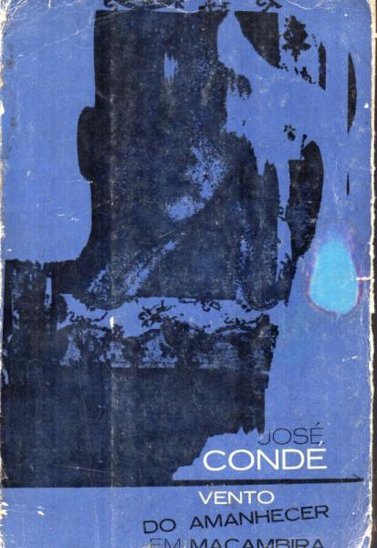 Capa de Vento do Amanhecer em Macambira - José Condé
