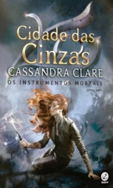 Capa de Cidade das cinzas - Cassandra Clare