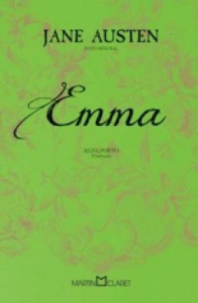 Capa de Emma - Jane Austen