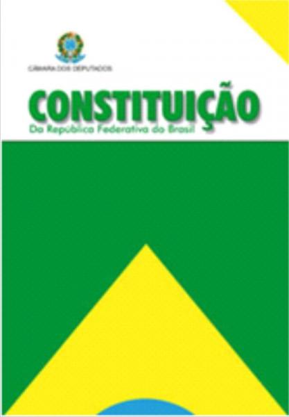 Capa de Constituição - Brasil