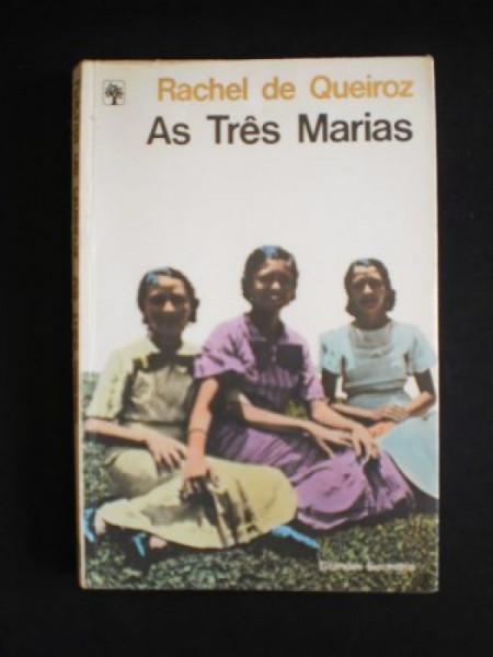 Capa de As três Marias - Rachel de Queiroz