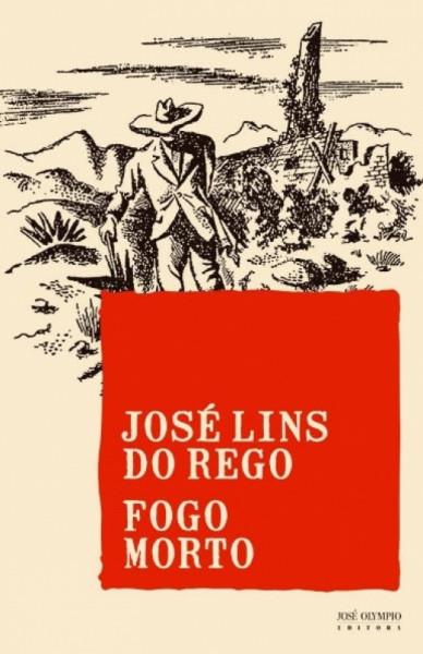 Capa de Fogo morto - José Lins do Rego