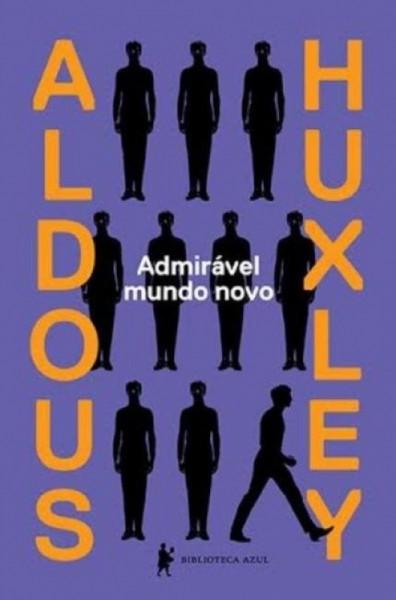 Capa de Admirável mundo novo - Aldous Huxley
