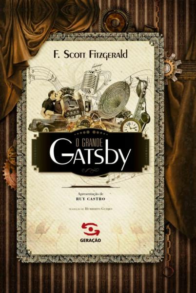 Capa de O grande Gatsby - Francis Scott Fitzgerald