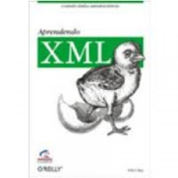 Capa de Aprendendo XML - Erik T. Ray