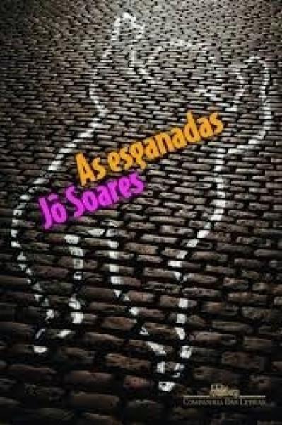 Capa de As esganadas - Jô Soares