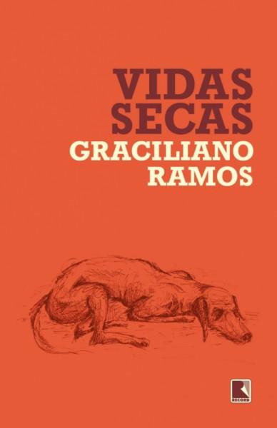 Capa de Vidas secas - Graciliano Ramos