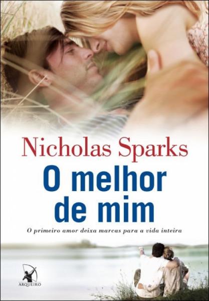 Capa de O melhor de mim - Nicholas Sparks