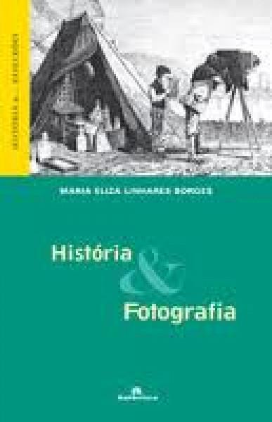 Capa de História & Fotografia - Maria Eliza Linhares