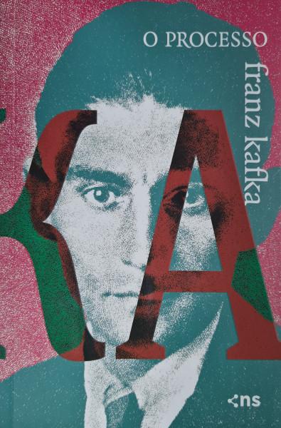 Capa de O processo - Franz Kafka