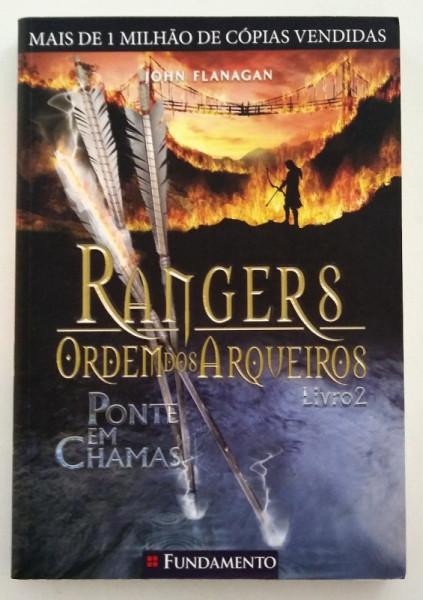 Capa de Rangers: ordem dos arqueiros livro 2 - John Flanagan