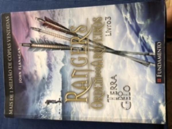 Capa de Rangers: ordem dos arqueiros livro 3 - John Flanagan