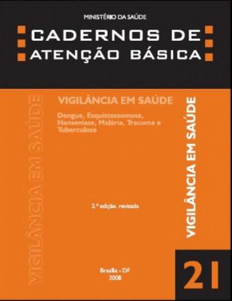 Capa de Cadernos de atenção básica v. 21 - Brasil. Ministério da Saúde. Secretaria de Atenção à Saúde. Departamento de Atenção Básica.