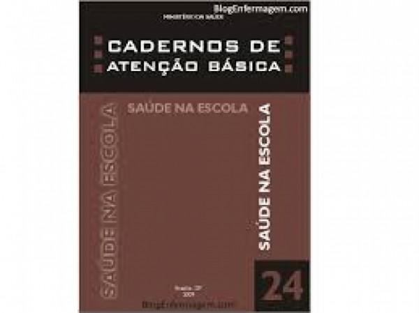Capa de Cadernos de atenção básica v.24 - Brasil. Ministério da Saúde. Secretaria de Atenção à Saúde. Departamento de Atenção Básica.