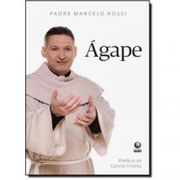 Capa de Agape - Padre Marcelo Rossi