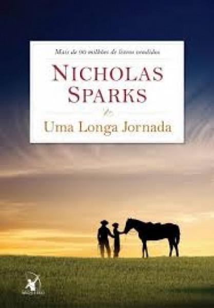 Capa de Uma longa jornada - Nicholas Sparks