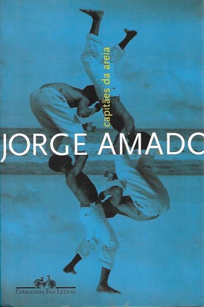 Capa de Capitães de areia - Jorge Amado