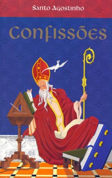Capa de Confissões - Santo Agostinho