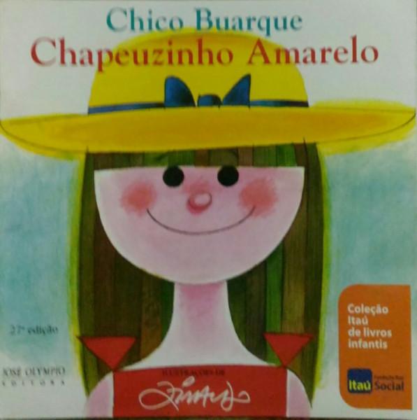 Capa de Chapeuzinho Amarelo - Chico Buarque