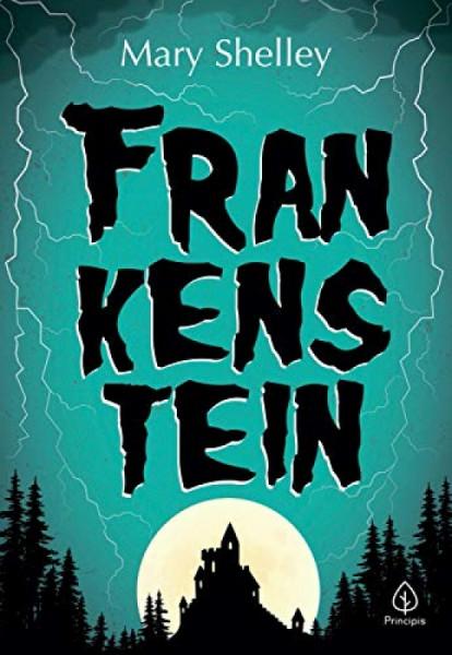 Capa de Frankenstein - Mary Shelley