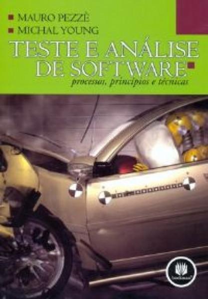 Capa de Teste e Análise de - Mauro Pezze, Michal Young