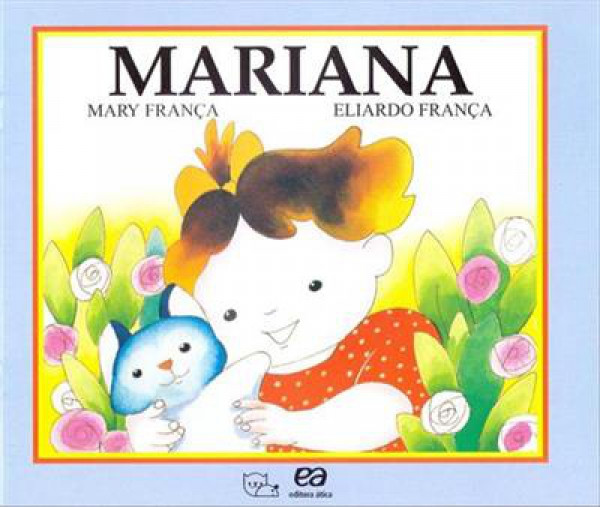 Capa de Mariana - Mary França; Eliardo França