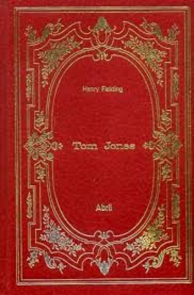 Capa de Tom Jones - Henry Fielding