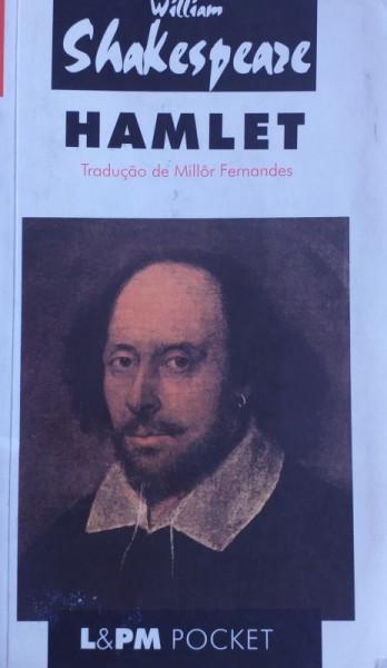 Capa de Hamlet - William Shakespeare