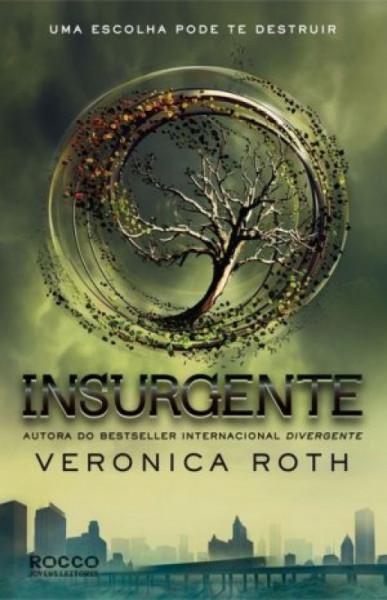 Capa de Insurgente - Veronica Roth