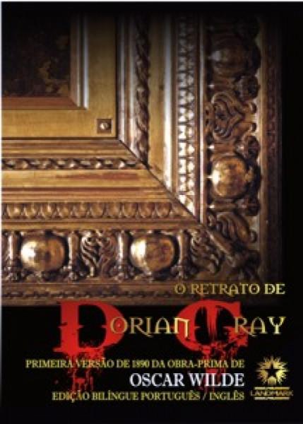 Capa de O retrato de Dorian Gray - Oscar Wilde