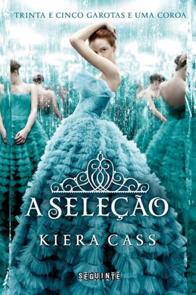 Capa de A seleção - Kiera Cass