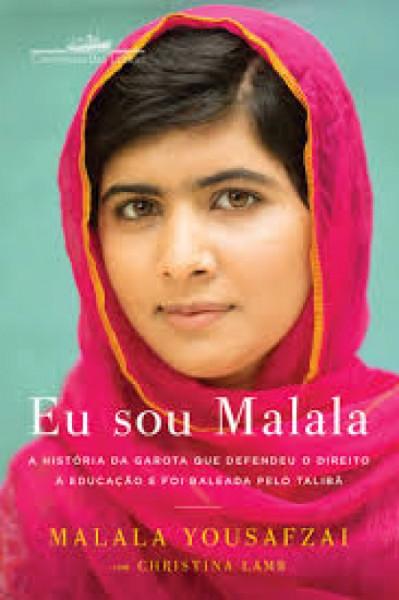 Capa de Eu sou Malala - Malala Yousafzai; Christina Lamb