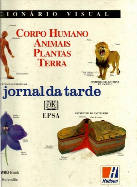 Capa de Corpo Humano, Animais, Plantas e Terra -
