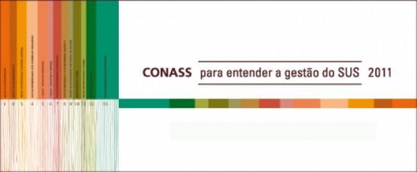 Capa de Direito à saúde - Brasil. Conselho Nacional de Secretários de Saúde.