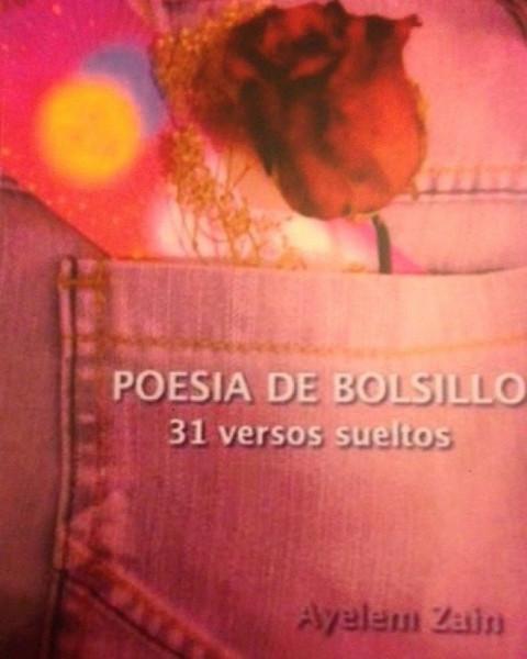 Capa de Poesia de bolsillo - Alicia Viviana Mendez