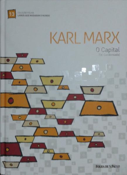 Capa de O capital - Karl Marx
