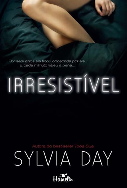Capa de Irresistível - Sylvia Day
