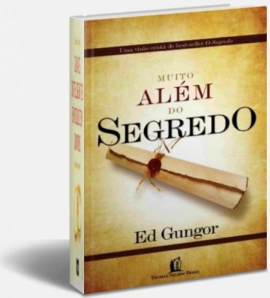 Capa de Muito Além do Segredo - Ed Gungor