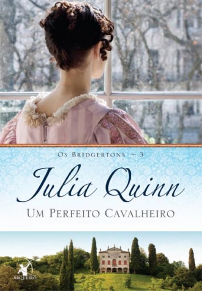 Capa de Um perfeito cavalheiro - Julia Quinn