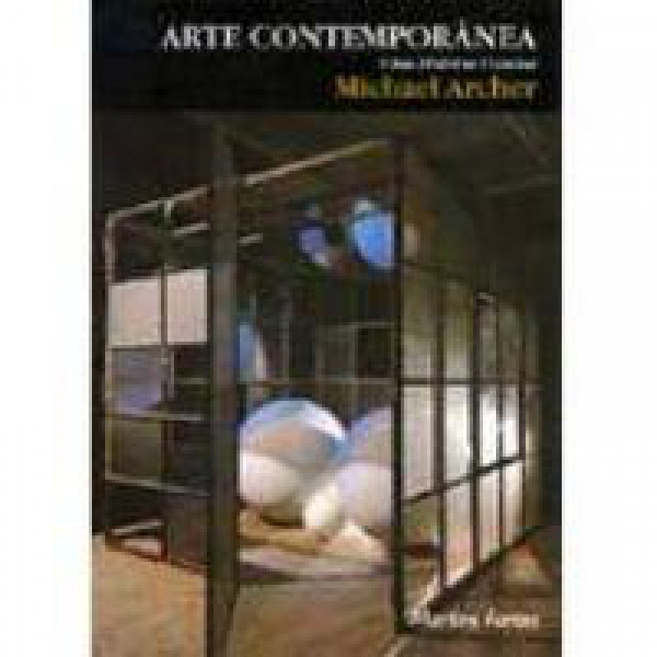 Capa de Arte Contemporânea - ARCHER, Michael