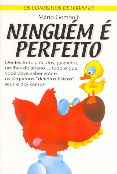 Capa de Ninguém é Perfeito - Mário Gomboli